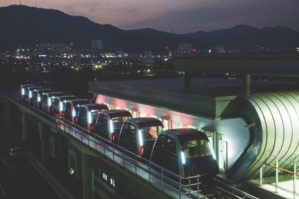 Monorail Pod