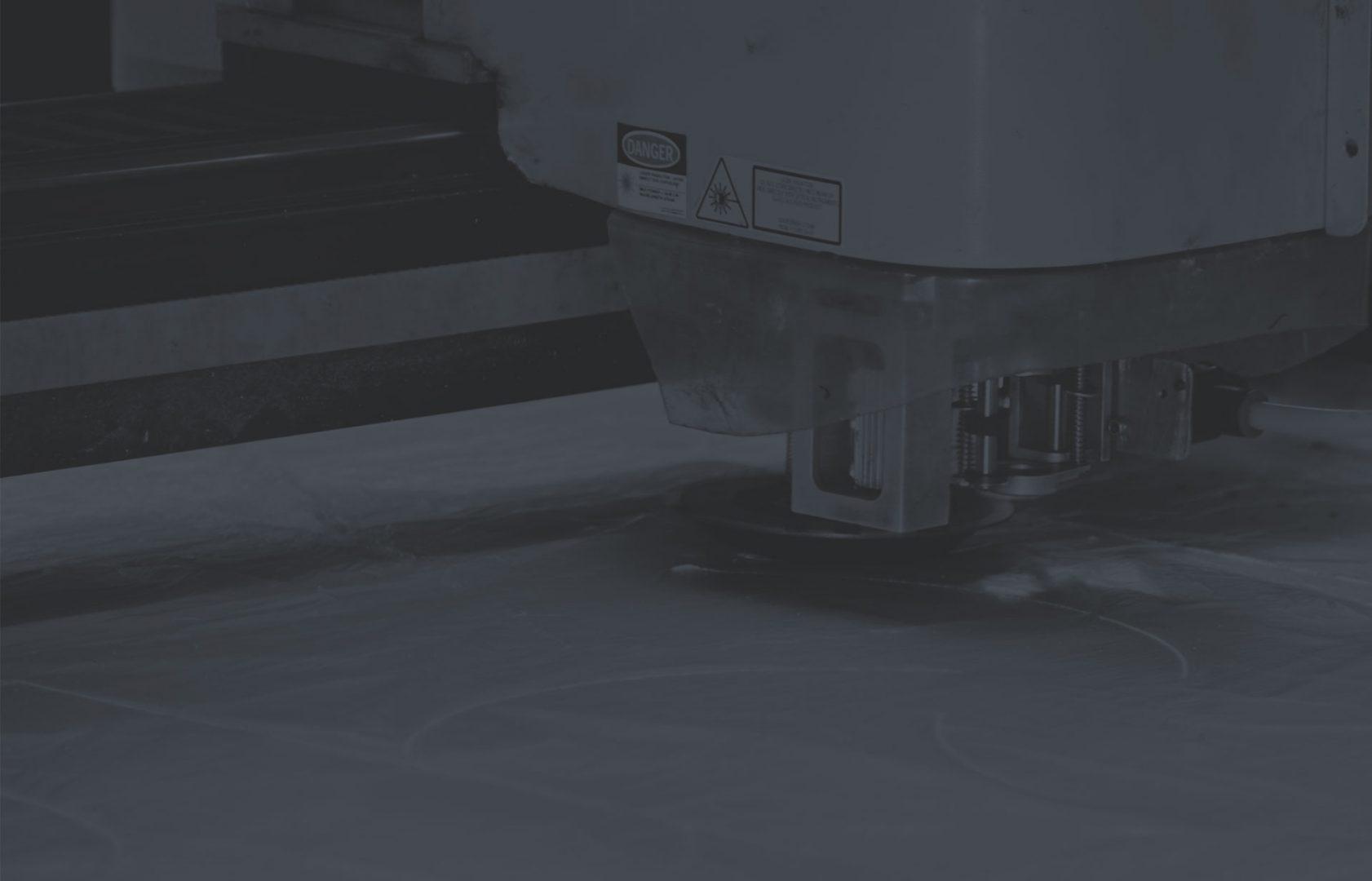 Cutting and Kitting Dark Duotone