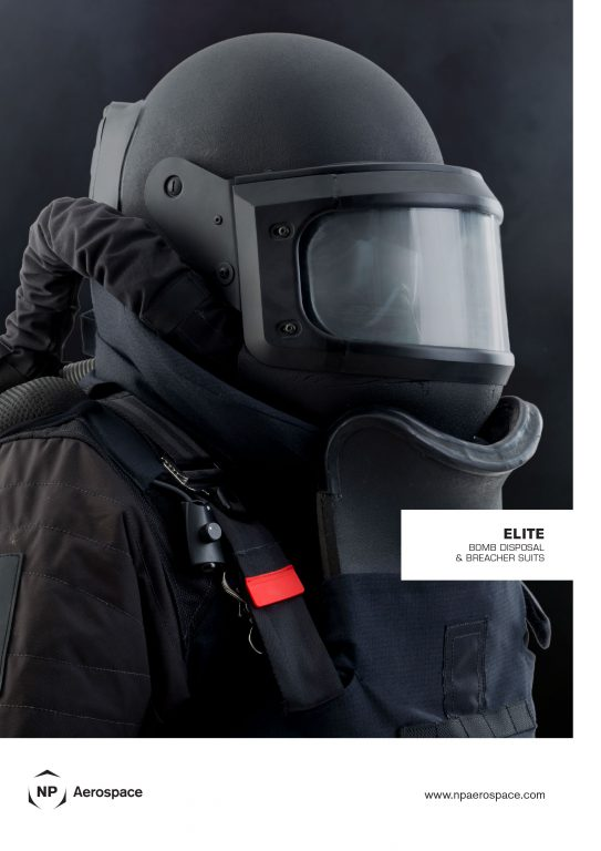EOD Suit Brochure