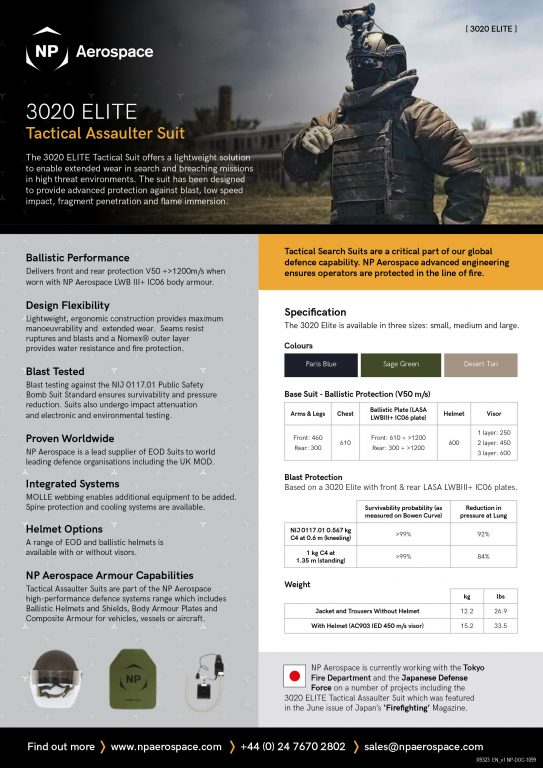 EOD A4 Flyer_UK English
