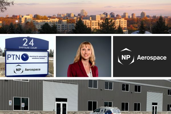 NP Aerospace New Canada Facility