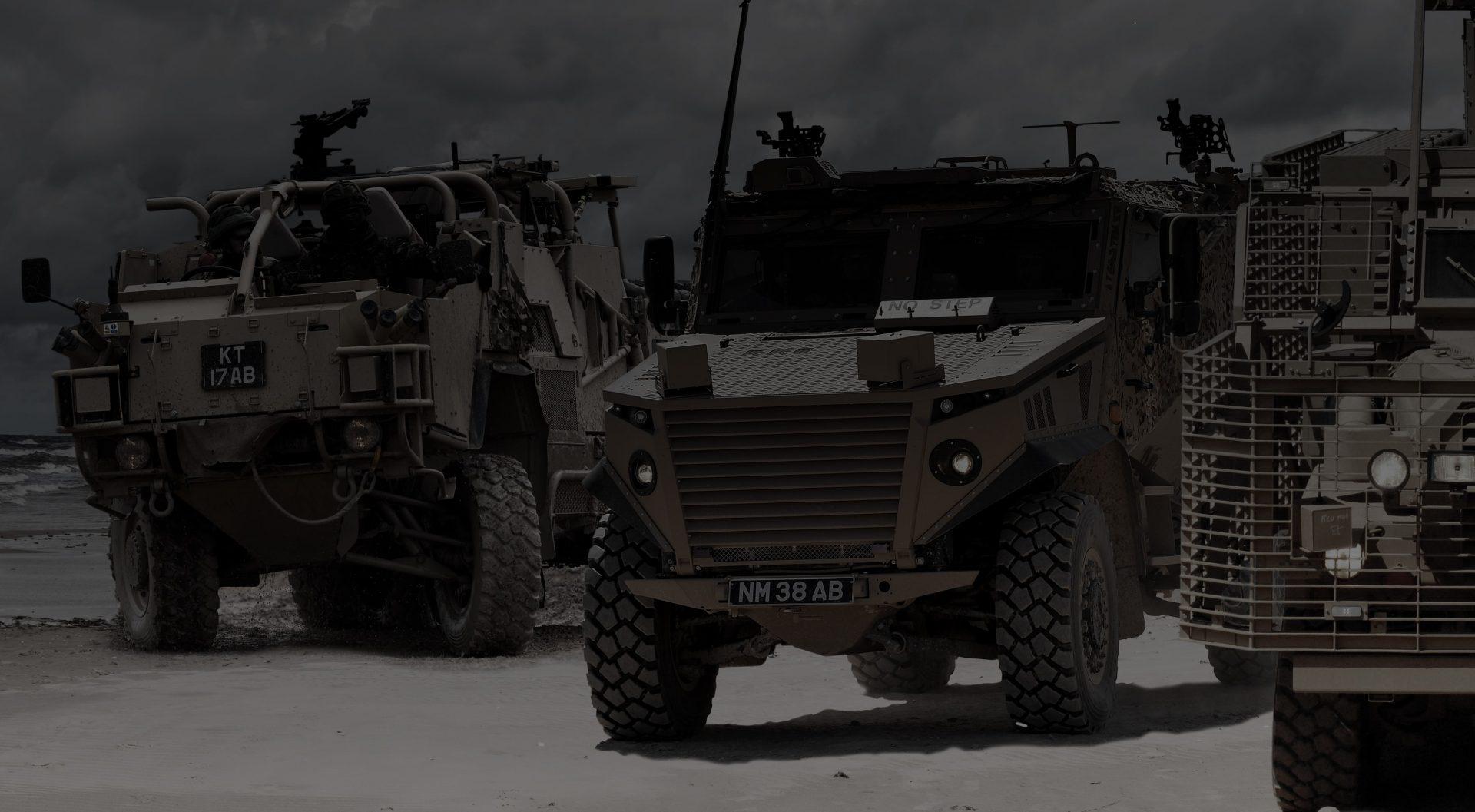 PMETS vehicles