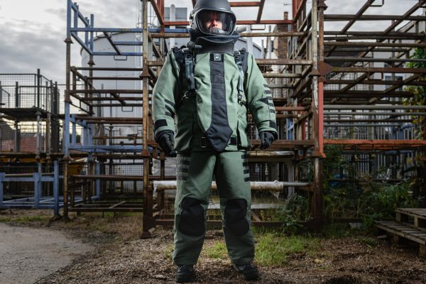 NP Aerospace 4030 ELITE Bomb Disposal Suit