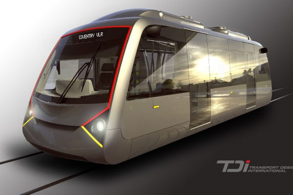 Very Light Rail Prototype