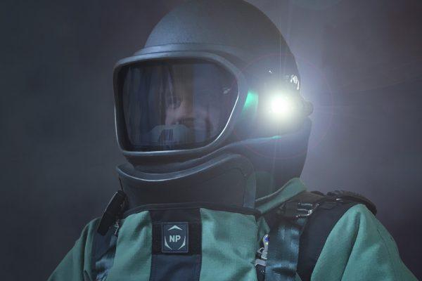 NP Aerospace 4030 ELITE Bomb Suit
